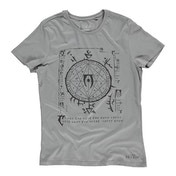 The Elder Scrolls - Mysterium Xarxes Men's X-Large T-Shirt - Grey