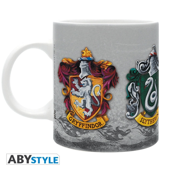 Harry Potter - The 4 Houses Mug - Image 1