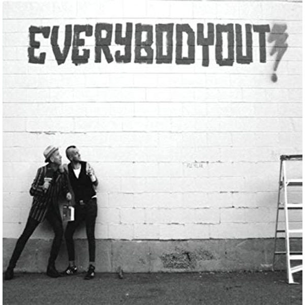 Everybody Out - S/T Vinyl