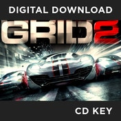 Grid 2 PC CD Key Download for Steam