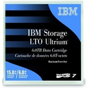 IBM LTO Ultrium 7 Data Cartridge 6000GB LTO