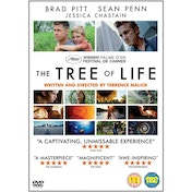 The Tree of Life 2011 DVD