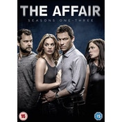 The Affair Season 1-3 Boxset DVD