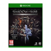 Middle Earth Shadow of War Silver Edition Xbox One Game