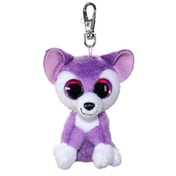 Lumo Stars Mini Keyring - Wolf Susi Plush Toy