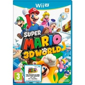 Super Mario 3D World Game Wii U