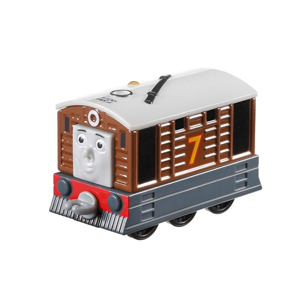 45ab39ff3fce Thomas   Friends Toby Die Cast Toy Train - ozgameshop.com