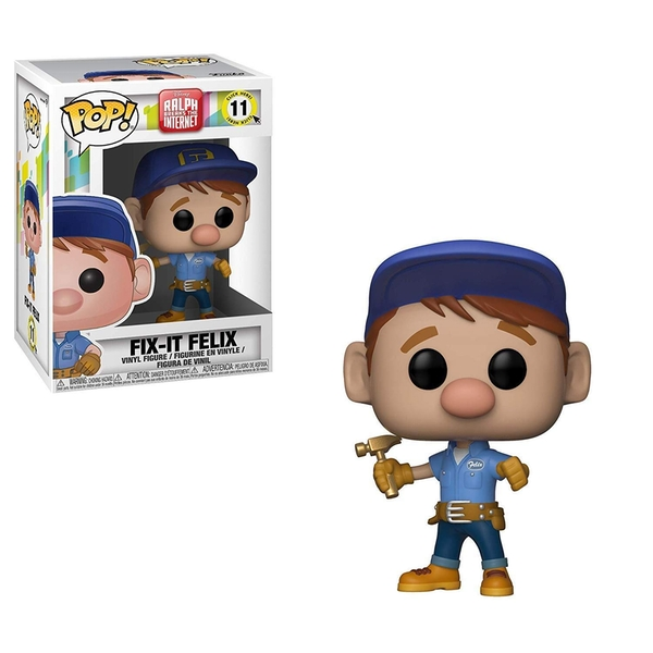 Fix It Felix (Wreck It Ralph 2) Funko Pop! Vinyl Figure #11