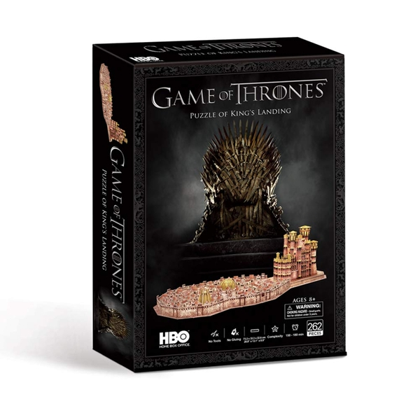 Game of Thrones King's Landing 3D Puzzle - Image 1