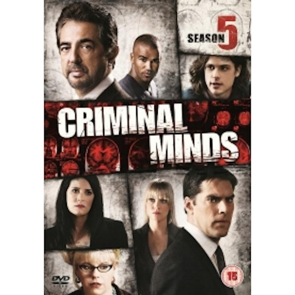 Criminal Minds - Season 5 DVD