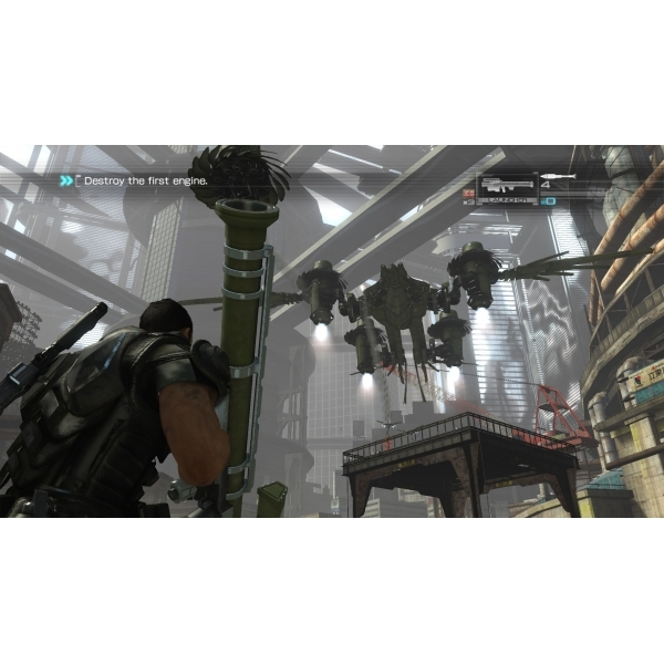 Binary Domain Game Xbox 360 - Image 4