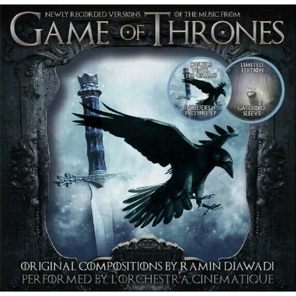 Music From Game Of Thrones Vol 2 Vinyl