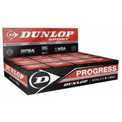 Dunlop Progress Squash Balls Box of 12