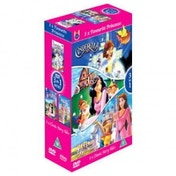 3 Favourite Princesses - Cinderella / Snow White / Sleeping Beauty DVD
