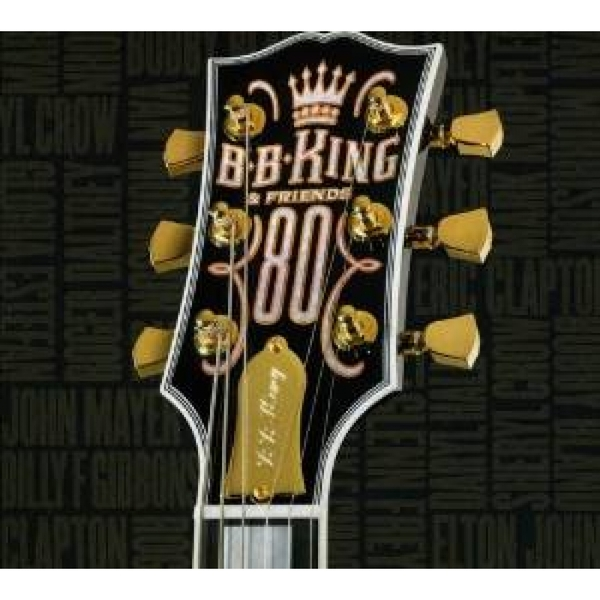 B.B King & Friends - 80