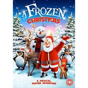 A Frozen Christmas DVD