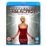 Battlestar Galactica Season 4.0 Blu-Ray