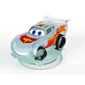 Disney Infinity 1.0 Crystal Lightning McQueen (Cars) Character Figure