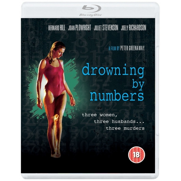 Drowning By Numbers DVD & Blu-ray