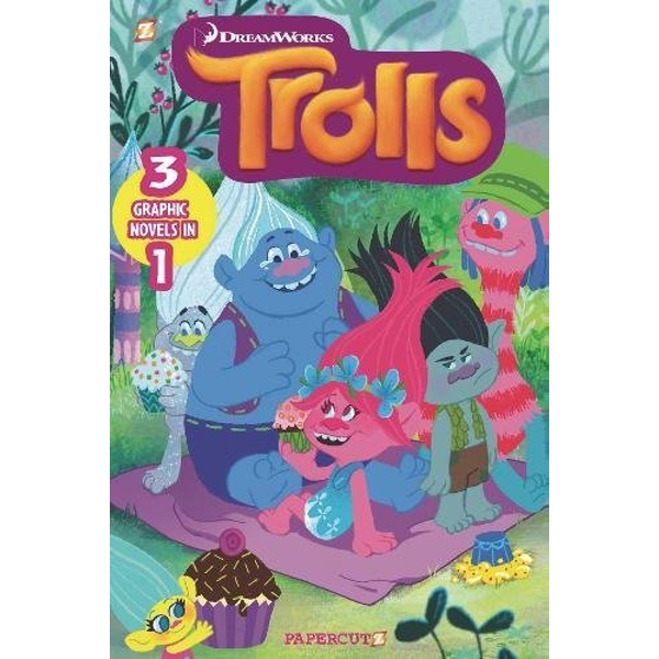 Trolls 3-in-1, Vol. 1