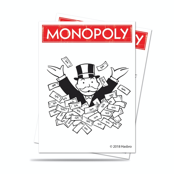 Monopoly V3 Deck Protector Sleeves (100)