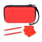 Crown 5-in-1 Starter Kit Red 3DS