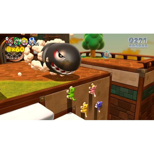 Super Mario 3D World Game Wii U - Image 4