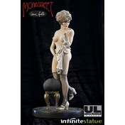 Mona Street Ultra Limited Seppia Statue
