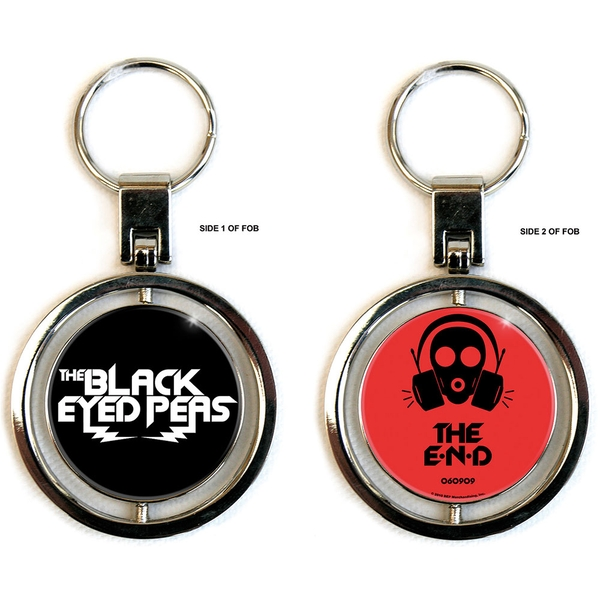 The Black Eyed Peas - The End Keychain