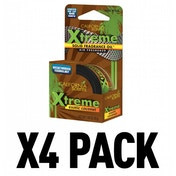 (4 Pack) California Scents Xtreme Exotic Coconut Car/Home Air Freshener