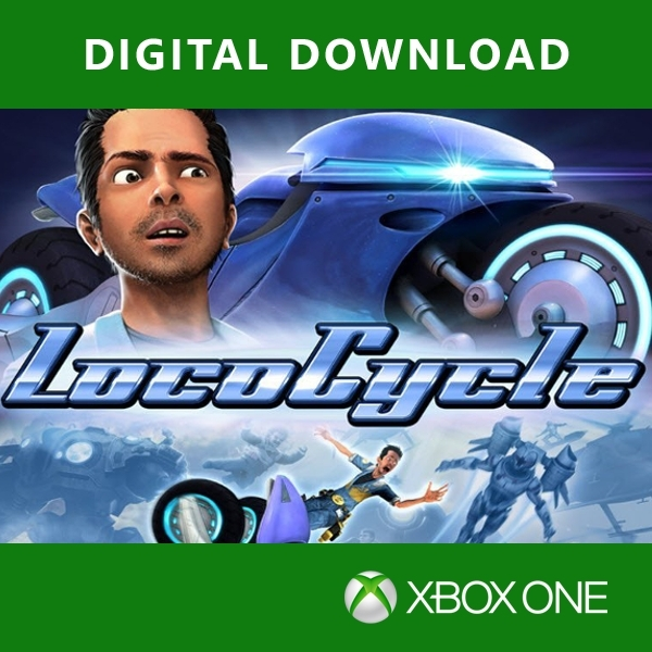 Loco Cycle Xbox One Digital Download Game