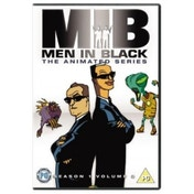 Men In Black The Animated Series Season 1 Volume 2 DVD