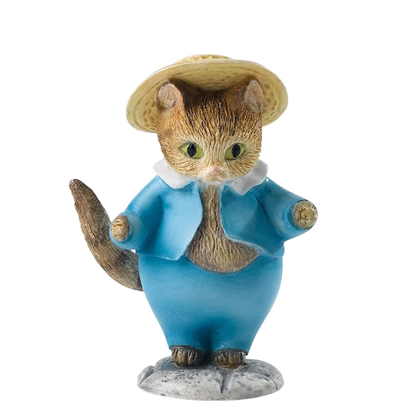 Tom Kitten (Beatrix Potter) Mini Figurine