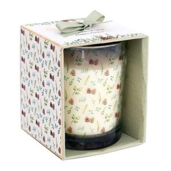 Fig And Wood Sage Open Box Candle Pot 10cm