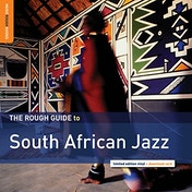 Music Rough Guides - The Rough Guide to South African Jazz Vinyl