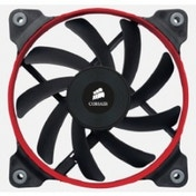 Corsair Air Series AF120 Quiet Edition High Airflow 120mm Fan Single Fan with Customizable Three Colored Ring CO-9050001-WW