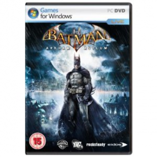 Batman Arkham Asylum Game PC