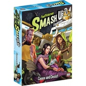 Smash Up Expansion Cease and Desist