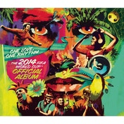 One Love One Rhythm - The Official 2014 Fifa World Cup Deluxe Edition CD