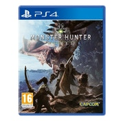 Monster Hunter World + Bonus DLC PS4 Game