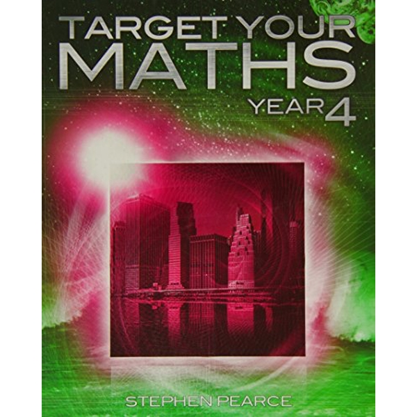 Target Your Maths Year 4: Year 4 by Stephen Pearce (Paperback, 2014)