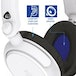4Gamers Licensed PRO4-50s Stereo Gaming Headset White For PS4/PS5 - Image 3