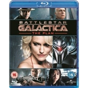 Battlestar Galactica The Plan Blu-ray