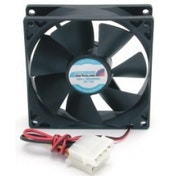 StarTech 92x25mm Dual Ball Bearing Computer Case Fan with LP4 Connector