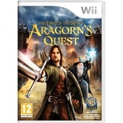 Ex-Display The Lord of the Rings Aragorns Quest Game Wii Used - Like New