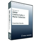 Total Training for Adobe Creative Suite 4 Master Collection Essentials Bundle PC