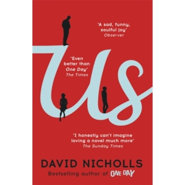 Us by David Nicholls (Paperback, 2015)