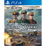 Sudden Strike 4 Limited Day One PS4 Game