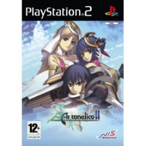 Ar Tonelico 2 Melody Of The Metafalica Game PS2