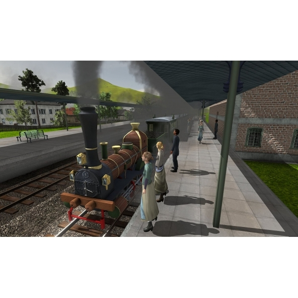 Train Fever PC Game - Image 6
